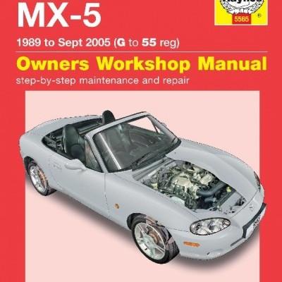 Mazda MX-5 1989 - 2005