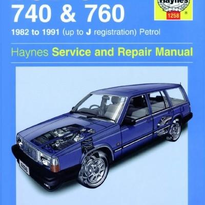 Volvo 740-760 ( Petrol ) 1982-91