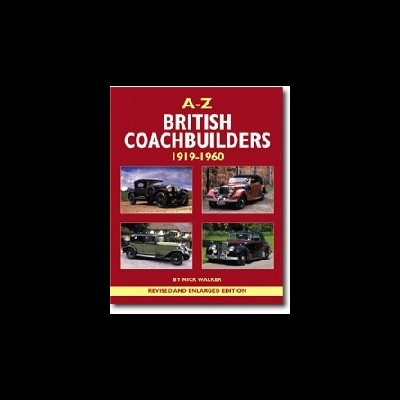 A-Z British Coachbuilders 1919-60
