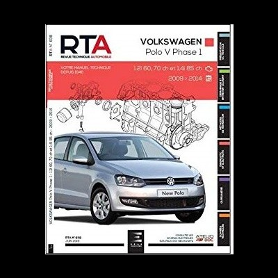 Volkswagen Polo V Ph1 2009-2014 (RTA838)