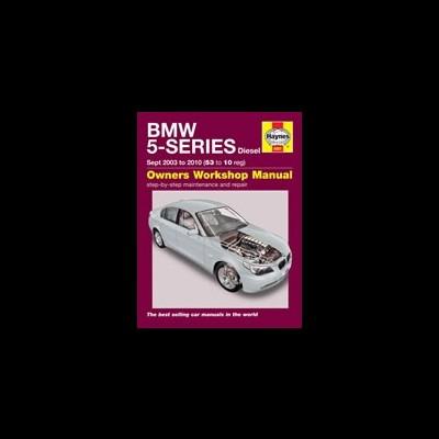 BMW 5 Series Diesel 2003-10