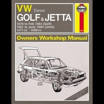 Volkswagen Golf & Jetta MK1 Diesel 1978-84