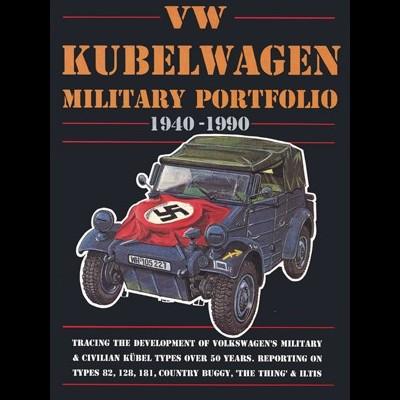 Volkswagen Kubelwagen Military Portfolio 1940-90