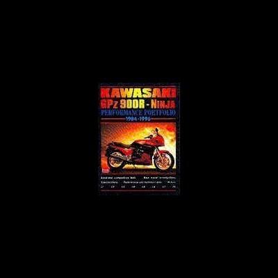 Kawasaki GPZ 900R-Ninja Perf. Portfolio 1984-96