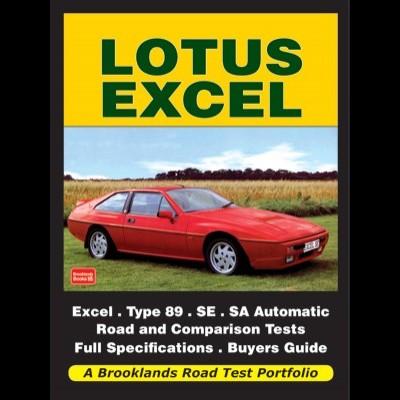 Lotus Excel Road test Portfolio