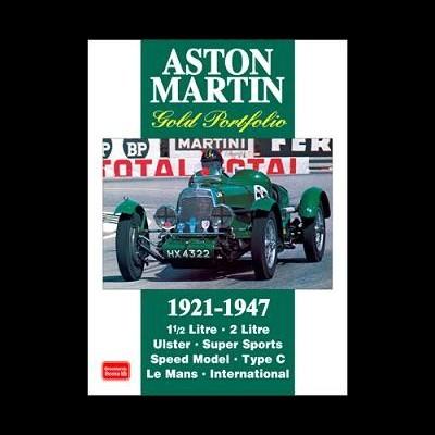 Aston Martin Gold Portfolio 1921-47