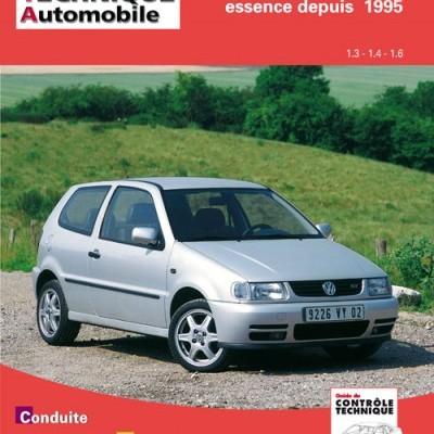 Volkswagen Polo Essence 1995-99 (RTA579)