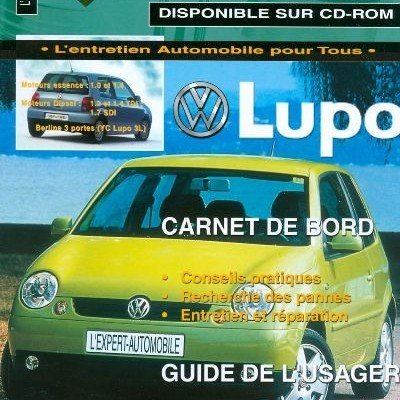 Volkswagen Lupo (RTATAP390)