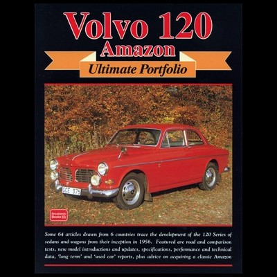 Volvo 120 Amazon Ultimate Portfolio