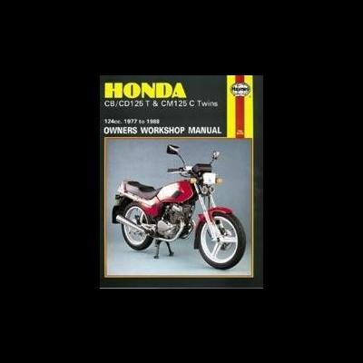 Honda CB/CD 125T & CM125C Twins 1977-86