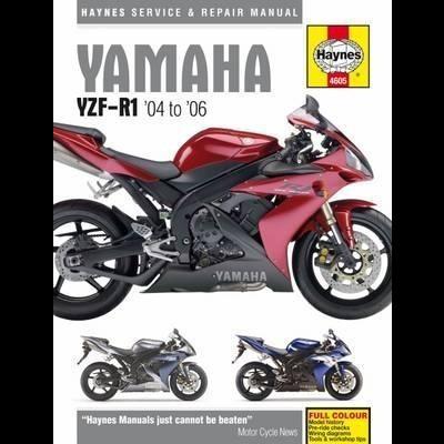 Yamaha YZF-R1 04-06