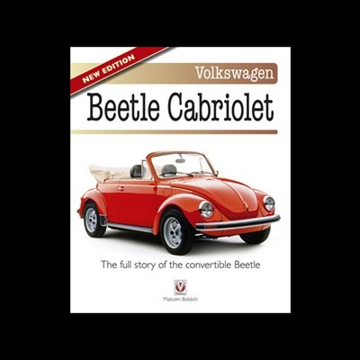 Volkswagen Beetle Cabriolet: the full story