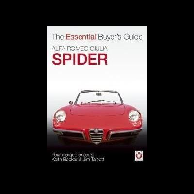 Alfa Romeo Giulia Spider-The Essential Buyers Guid