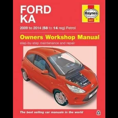 Ford Ka 2008-14