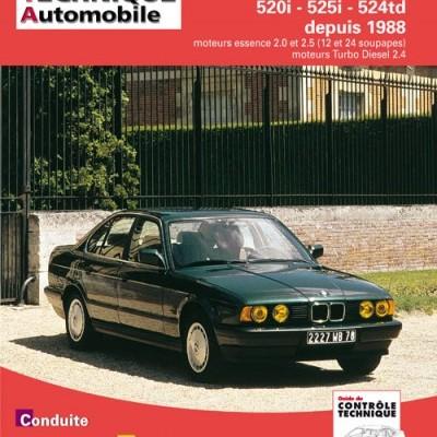 Bmw Serie 5 Ess/D/TD 1988-91 ( RTA521 )