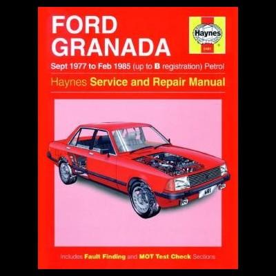 Ford Granada Petrol 1977-85