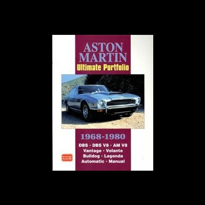 Aston Martin Ultimate Portfolio 1968-80