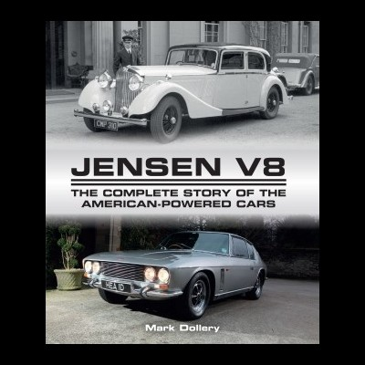 Jensen V8 - The Complete Story