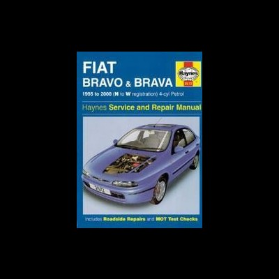 Fiat Bravo & Brava 1995-00