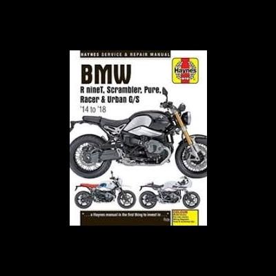 Bmw R nineT, Scrambler Pure, Racer & Urban (14-17)