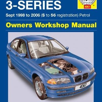 Bmw 3 Series Petrol 1998-2006