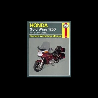 Honda Gold Wing 1200 1984-87