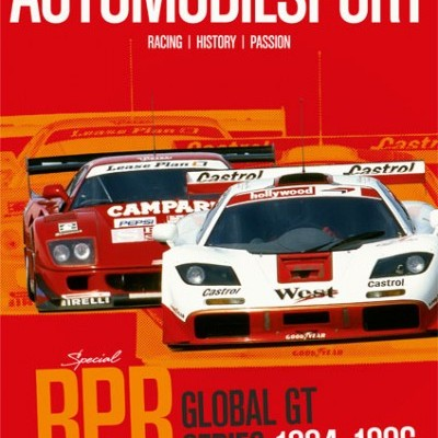 BPR Global GT Series 94-96 (Vol 23 Automobilsport)