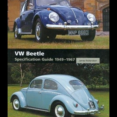 VW Beetle Specification Guide 1949-1967