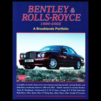 Bentley & Rolls Royce 1990-02