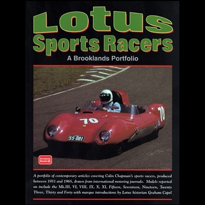 Lotus Sports Racers 1951-1965