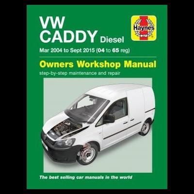 Volkswagen Caddy Diesel 2004-15