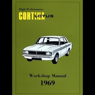 High Performance Lotus Cortina MK2
