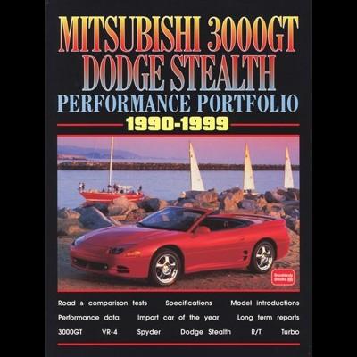 Mitsubishi 3000GT & Dodge Perf. Portfolio 1990-99