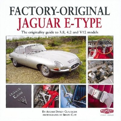 Factory Original Jaguar E-type