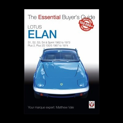 Lotus Elan - Essential Buyers Guide 1967-1974