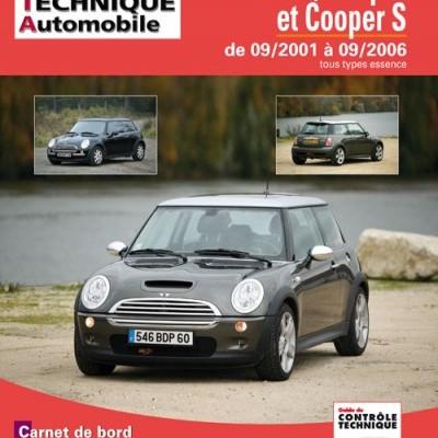 Mini Cooper 1.6 (90-110cH) & Cooper S (RTAB703)