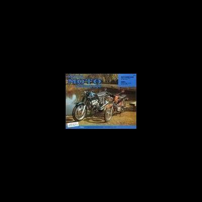 F006 Motobecane 125 69-76, Bmw R 50/60/75 1970-73