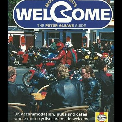 Peter Gleave Motorcycles Welcome