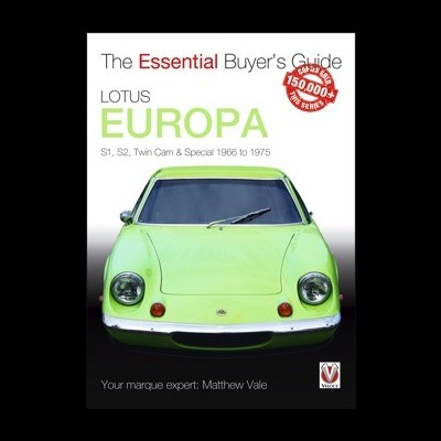 Lotus Europa - Essential Buyers Guide 1966-1975