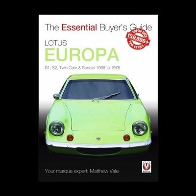 Lotus Europa - Essential Buyers Guide 1966-1975