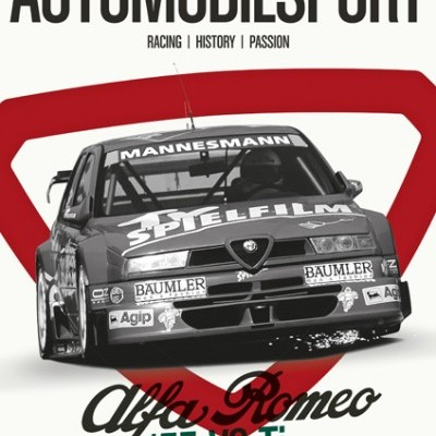 Alfa Romeo 155 V6 Ti (Vol. 16 Automobilsport)