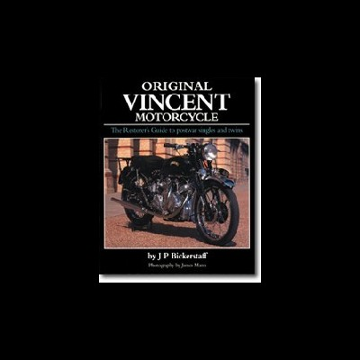 Original Vincent Motorcycle