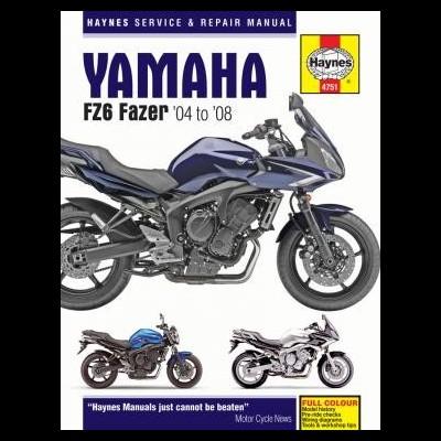 Yamaha FZ-6 Fazer 2004-2008