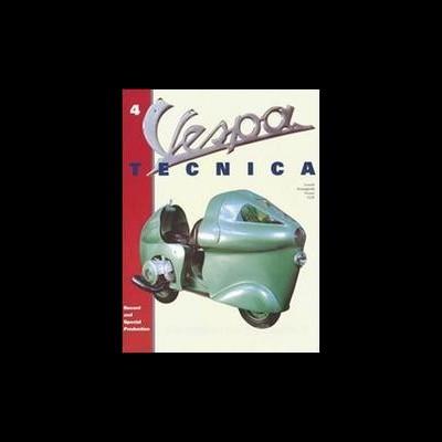 Vespa Tecnica 4