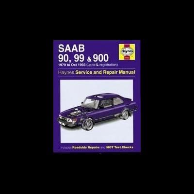 Saab 90, 99, 900 1979-93