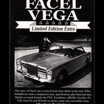 Facel Vega Limited Edition Extra