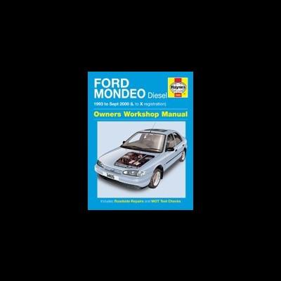 Ford Mondeo Diesel 1993-00