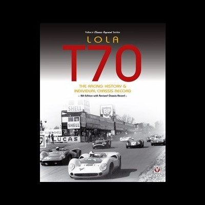 Lola T70 - The Racing History & Individual Chassis