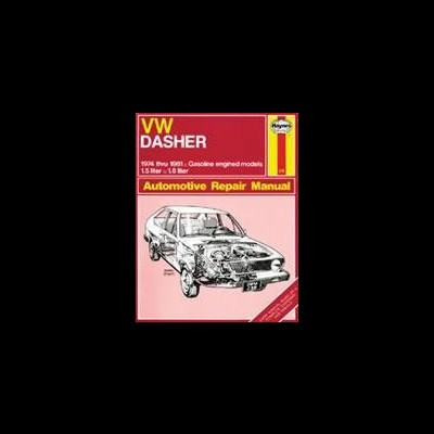 Volkswagen Dasher 1.5-1.6 1974 - 1981