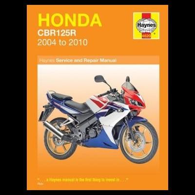 Honda CBR125R 2004-10